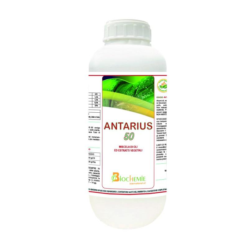 ANTARIUS 50 - Biochemie